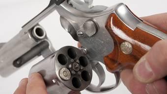 Beim russischen Roulette löste sich eine Kugel – diese war tödlich. (Symbolbild)
