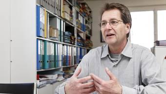 Raumplanung war der Alltag von Rolf Glünkin. Auf den ersten Blick scheine die Materie trocken, sagt er. «Aber wenn man die Folgen interpretiert, ist es ganz anders.» Die Auswirkungen der Entscheide sind oft erst Jahre später sichtbar.