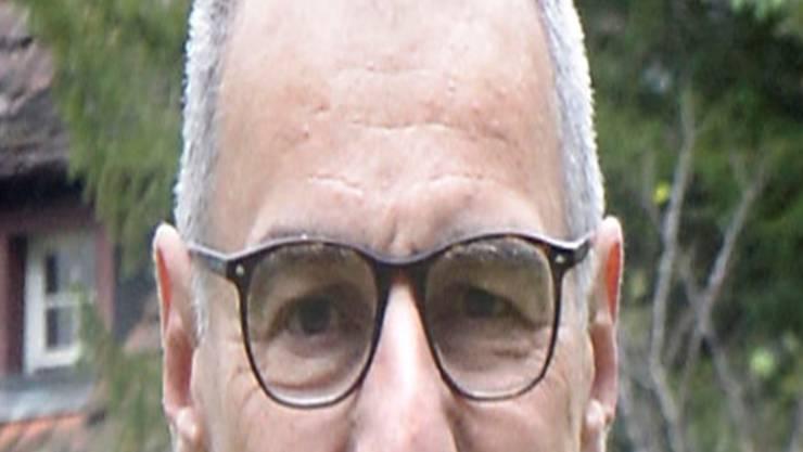 Will neuer Dorfkönig werden: LDP-Politiker Thomas Strahm.