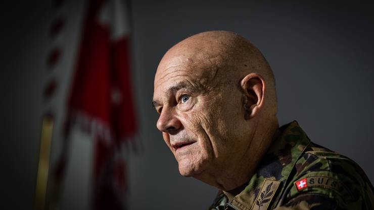 Luftwaffen-Chef Bernhard Müller will die Neutralität der Schweiz sichern. Für den Ernstfall müssten aber auch Kooperationen vorbereitet werden, sagt der Zwei-Sterne-General.