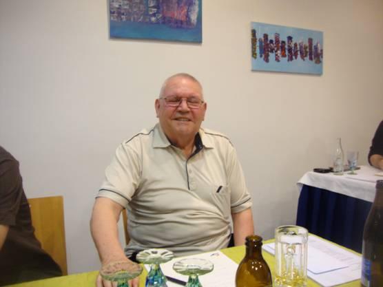 60 Jahre Mitglied der Stadtmusik Aarau