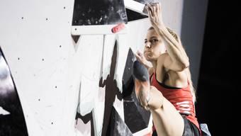 Petra Klingler (Bonstetten) zeigt im Combined-Halbfinal eine fokussierte und starke Leistung und qualifiziert sich damit bei der ersten Gelegenheit für Olympia 2020 in Tokyo.