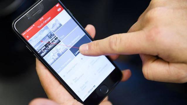 In der SBB-App funktionierte am Montag der Ticketverkauf nicht. (Archivbild)
