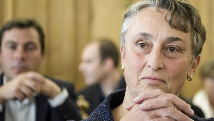 Der Vorwurf der Amtsgeheimnisverletzung ist vom Tisch: Freiburgs frühere Staatsrätin Marie Garnier.