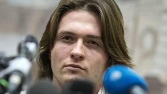 Vom Mordverdächtigen zum Kriminalexperten: Raffaele Sollecito, Ex-Freund von Amanda Knox, nimmt in einer italienischen TV-Sendung zu Straftaten Stellung. (Archiv)