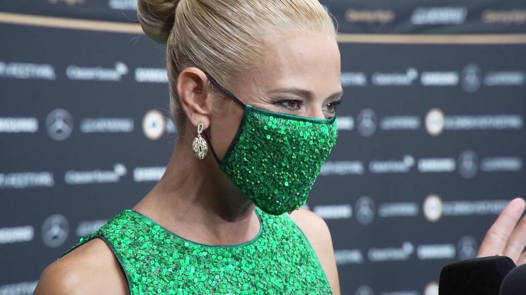 Eröffnung Zurich Film Festival: Stars und Glamour während Corona