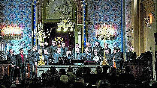 Ausdrucksstarke Musik in einmaligem Setting: «Die Weissagung des Jesaja».
