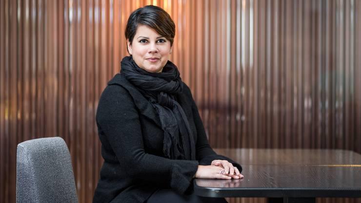 Professorin Sita Mazumder: «Wenn mich etwas packt, habe ich sehr viel Energie.»