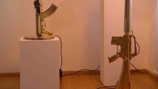 Was haben ein Gemälde und ein Revolver gemeinsam?