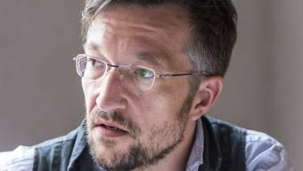 Rechnet seinen Lehrerinnen und Lehrern ihren Einsatz hoch an: Schriftsteller Lukas Bärfuss.