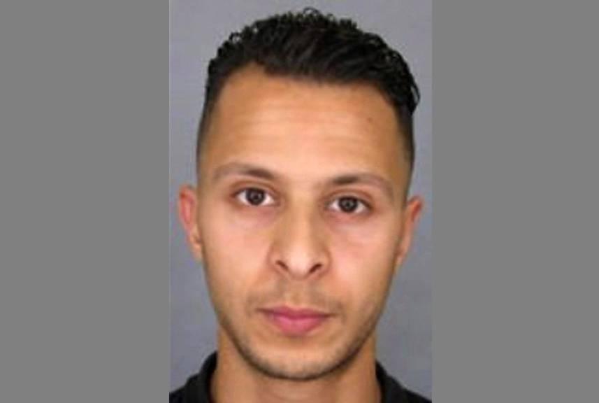 Der Verhaftete Abdeslam Salah.