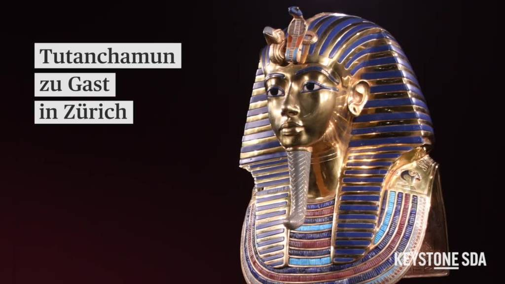 Pharao Tutanchamun kommt nach Zürich