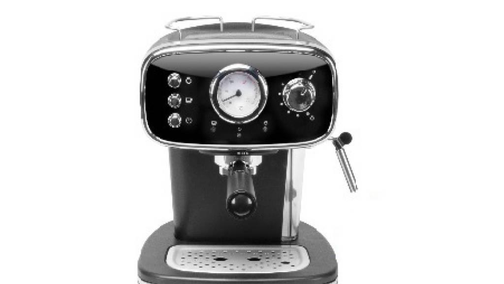 Diese Espressomaschine könnte dir einen Stromschlag verpassen