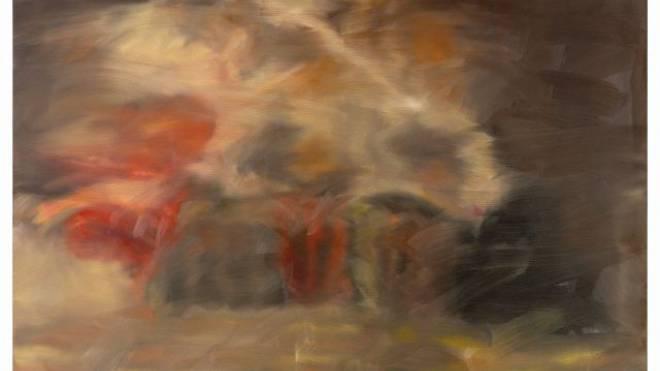 Gerhard Richters «Verkündigung nach Tizian» war seit 1977 in Schweizer Privatbesitz – der Sammler ist damit reich geworden. Foto: Kunstmuseum Basel