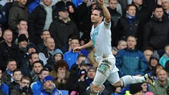 Frank Lampard sicherte Chelasea mit zwei Toren den Sieg.