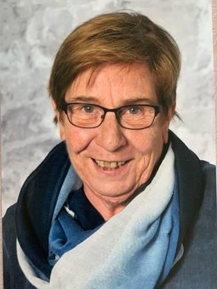 Brigitta Baumann, 64, parteilos