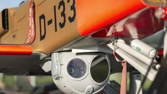 Drohne des Aufklärungsdrohnensystems ADS 95 (Archiv).