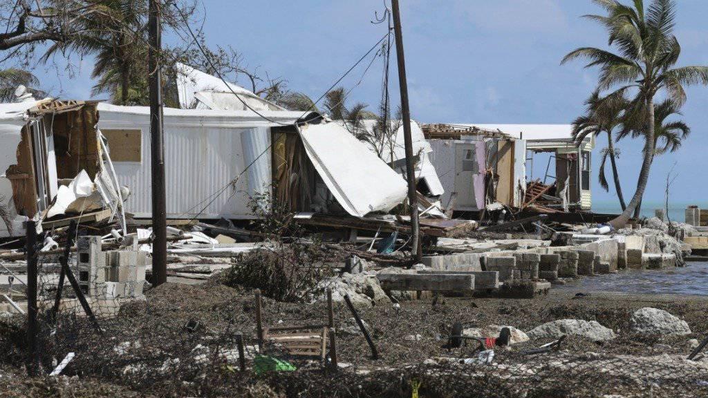 Nach einem Stromausfall als Folge des Hurrikans «Irma» starben in einem Pflegeheim im US-Bundesstaat Florida acht Personen.