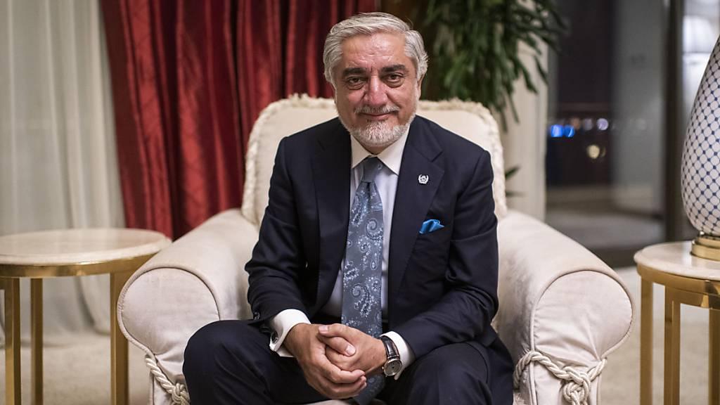 Chef der afghanischen Friedensgespräche: «keine militärische Lösung»
