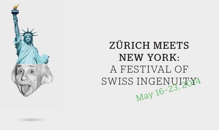 A Festival of Swiss Ingenuity (Ein Festival von Schweizer Einfallsreichtum)