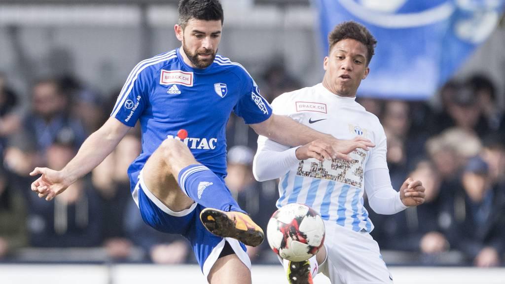 FC Wohlen in der Promotion League