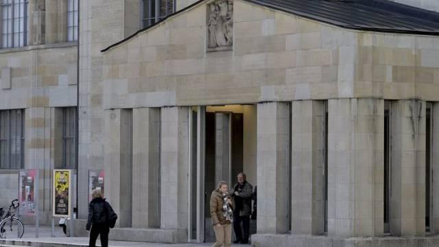 Das Kunsthaus Zürich (Archiv)