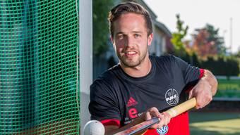 Das Wettinger Eigengewächs Jan Hödle ist ein Leistungsträger im Fanionteam von Rotweiss Wettingen.