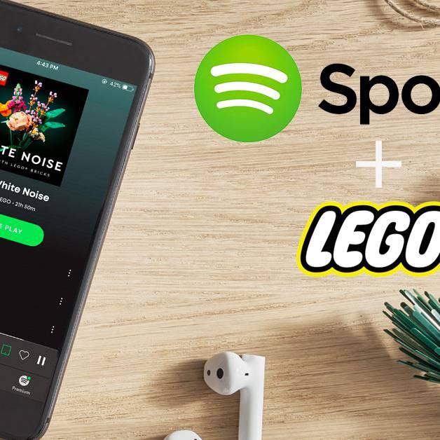 Lego veröffentlicht Entspann-Album auf Spotify