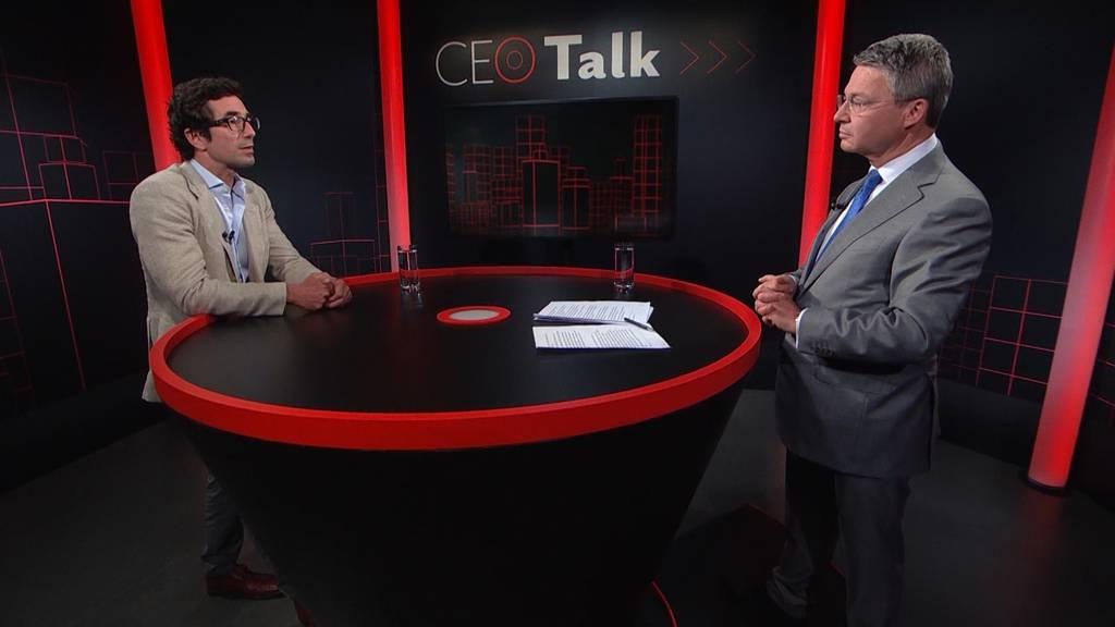 «CEO Talk» mit Michael Pistauer von Montana Aerospace