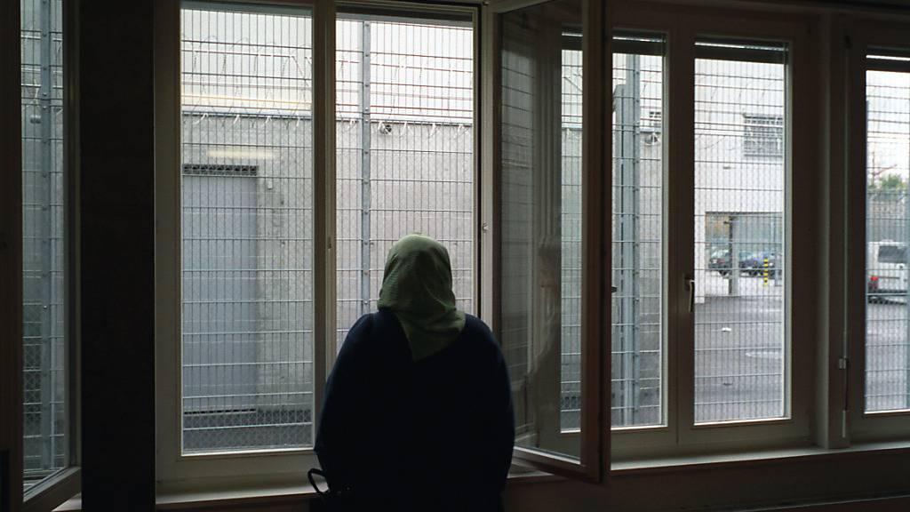 Die SVP-Fraktion verlangte ein härteres Vorgehen gegen Asylsuchende aus dem Nahen Osten. Sie drang damit nicht durch. (Symbolbild)