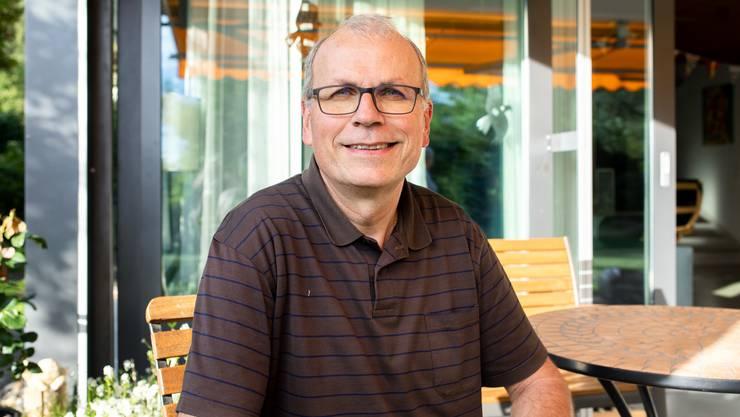 Heinz Wipfli setzt sich für Energie-, Verkehrs- und Umweltpolitik ein.