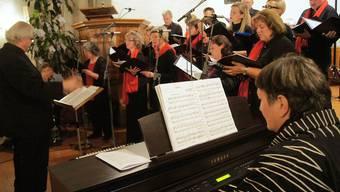 Adventskonzert mit dem «Let's Sing Choir» in Uitikon