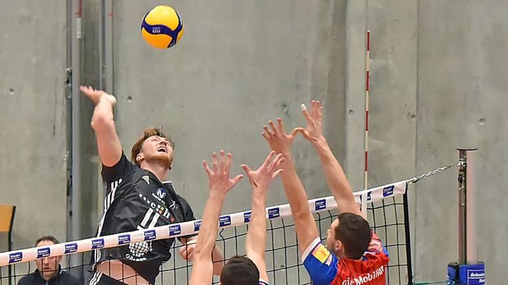 Die Solothurner verlieren auch das zweite Spiel gegen Amriswil in dieser Saison.