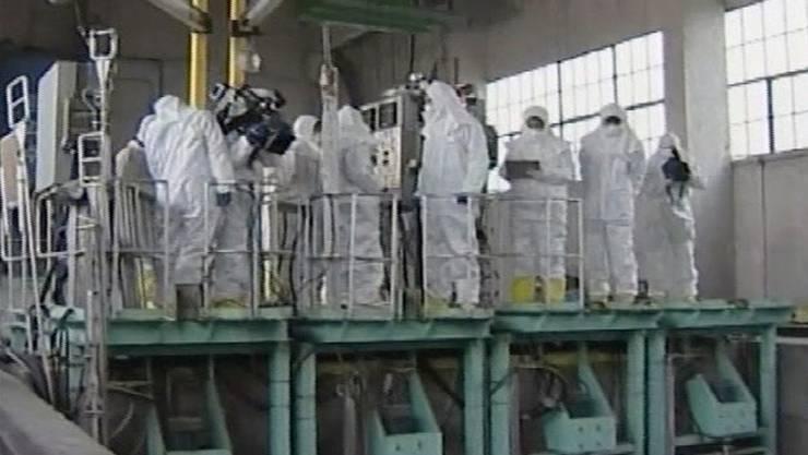 Der Bund bestätigt die Lieferung von Plutonium in die USA (Symobilbild).
