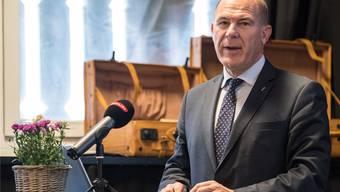 «USR III ist eine Investition, die am Anfang kostet, in Zukunft aber Steuererträge ermöglichen wird.» Anton Lauber, Finanzdirektor Baselland.