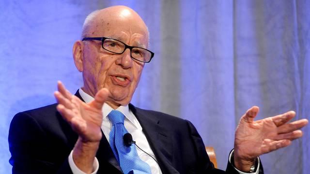 News Corp.-Chef Rupert Murdoch