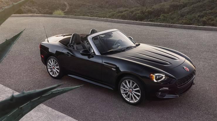 ...italienischer Cabrio-Charme auf Mazda-Basis.
