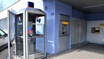 Die letzten 18 öffentlichen Telefone im Freiamt