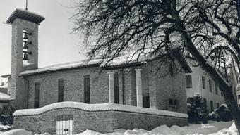 Die Christuskirche in Zürich-Oerlikon wurde zur Hälfte von Emil Bührle finanziert.