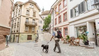 Wer soll den öffentlichen Raum wie nutzen? Dazu gibt es in Laufenburg unterschiedliche Meinungen. Sandra Ardizzone/Archiv
