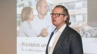 «Unbedachtes Verhalten» – UKBB-CEO Fischer entschuldigte sich gestern bei den Mitarbeitenden.