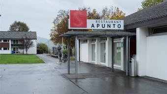 Das Restaurant Apunto steht im Herzen der 19 Gebäude umfassenden Anlage in Zetzwil.