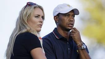 Sehen keine gemeinsame Zukunft: Lindsey Vonn und Tiger Woods