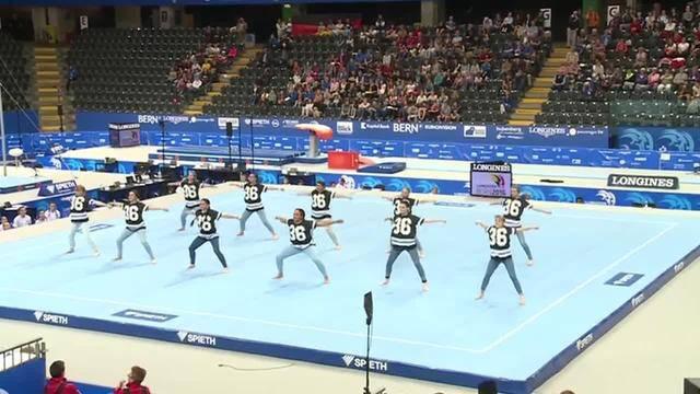 120 Tänzer für Bern