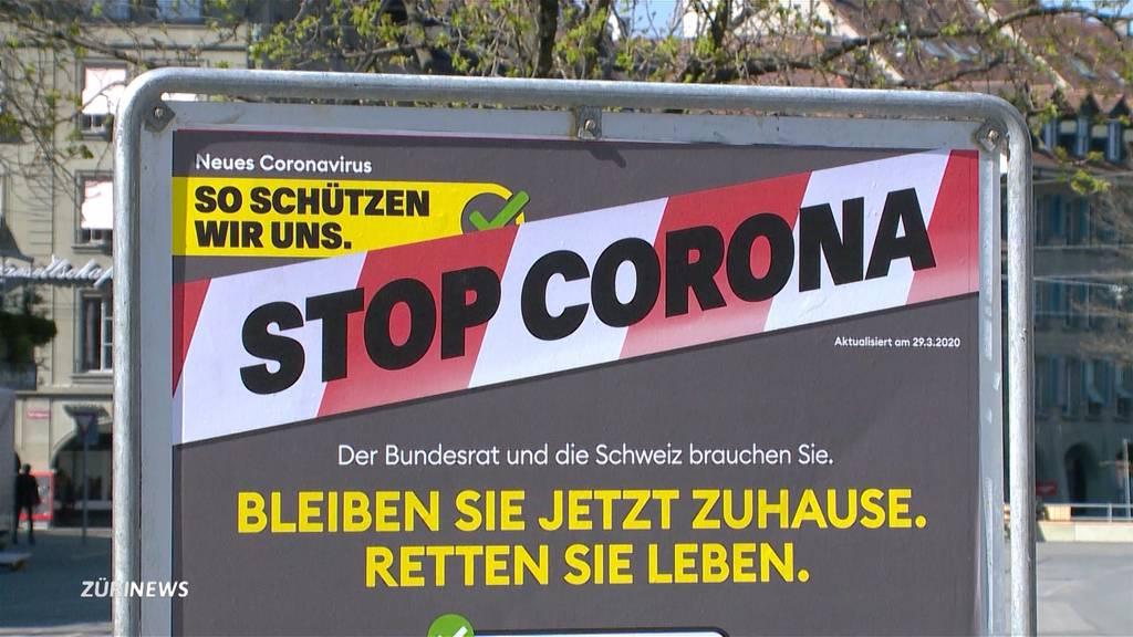Geschwindigkeit der Corona-Ausbreitung nimmt langsam ab
