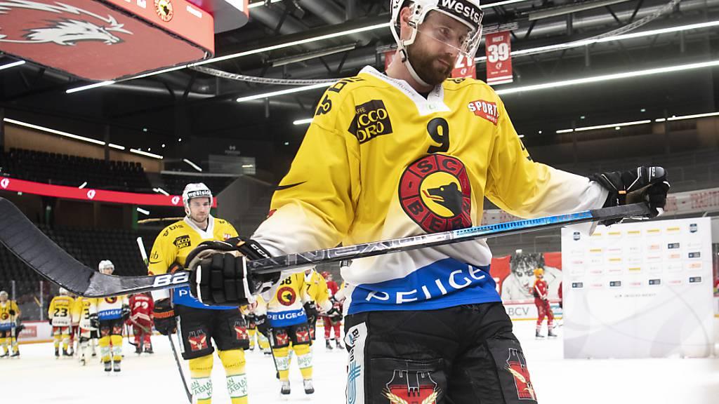 Jan Mursak verlässt Bern Richtung Göteborg