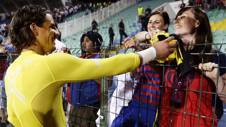 Sein Fazit zum Rückspiel gegen Ludogorez Rasgrad: «Wir können uns nur selber schlagen.»