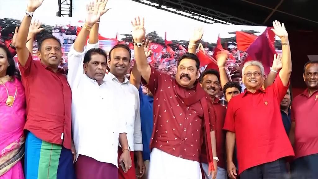 Der Rajapaksa-Clan kehrt an die Macht zurück