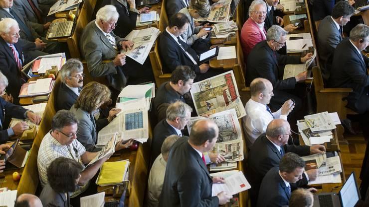 Der Zürcher Kantonsrat