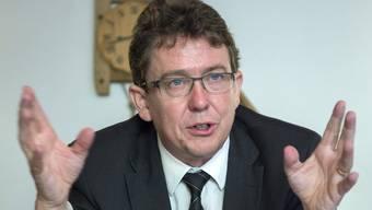 Albert Rösti wird von der Parteileitung als Parteipräsident vorgeschlagen.